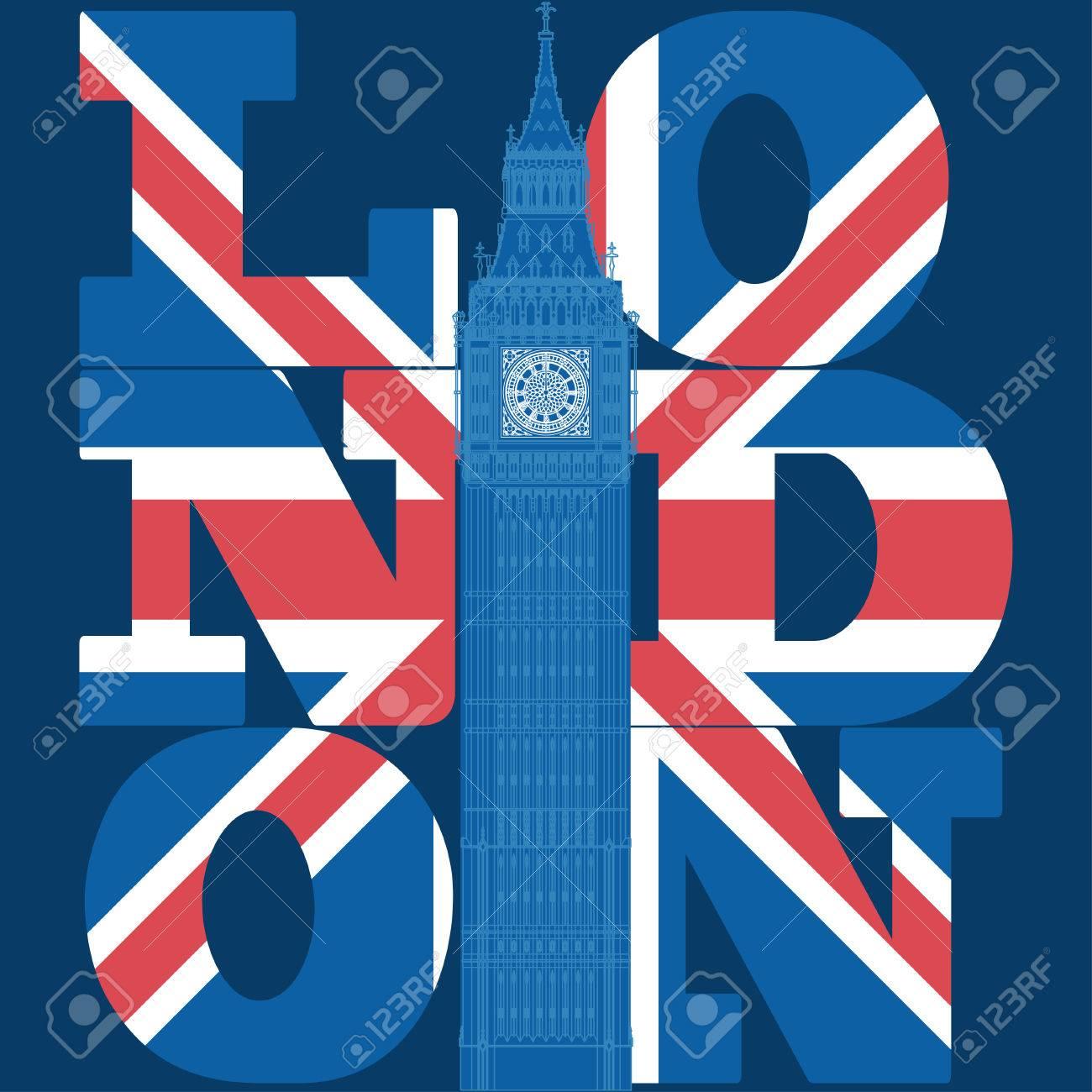 Shirt design london - London Typography Graphics T Shirt Design Big Ben Attraction Of The Capital