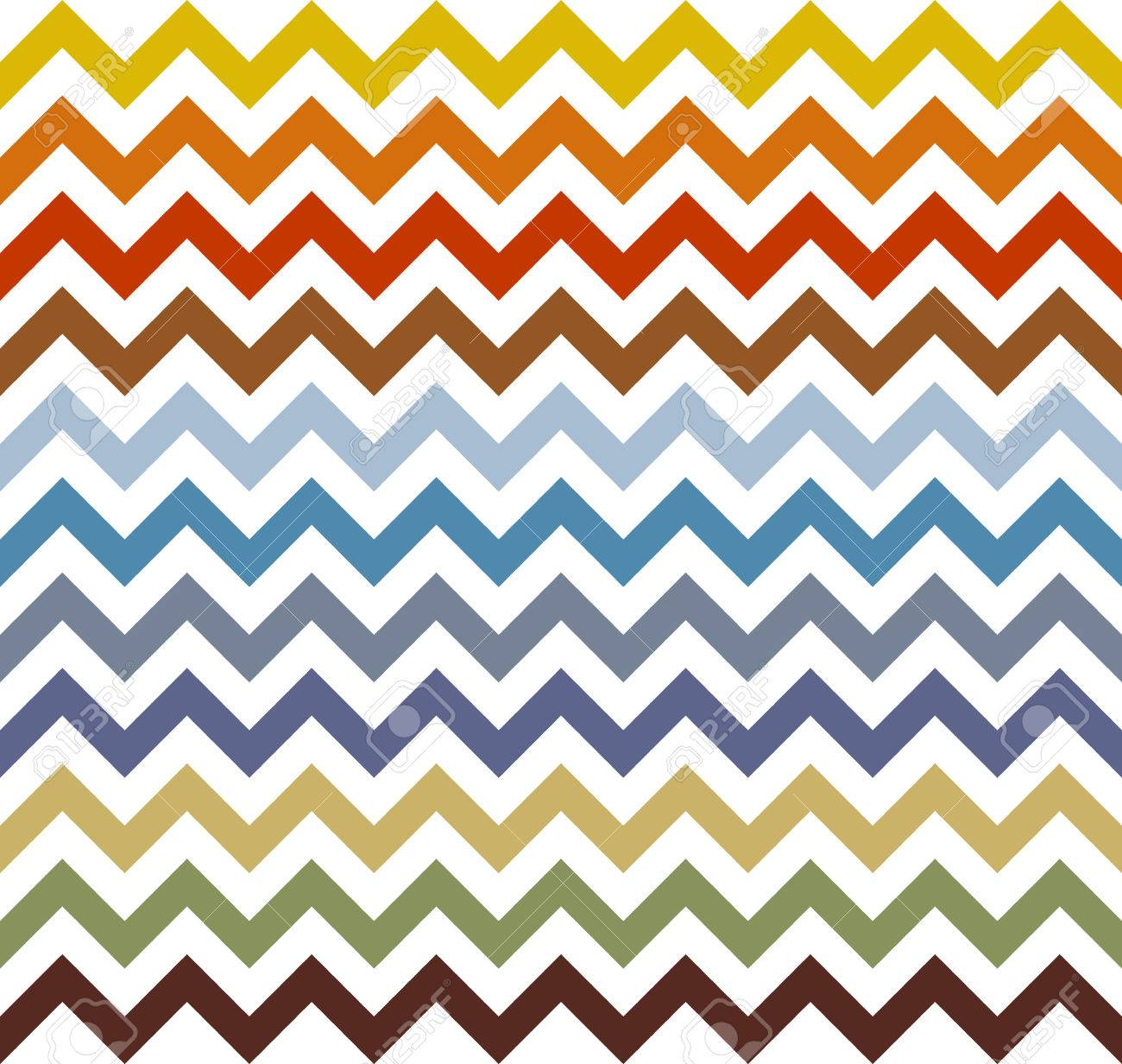 Chevron Pattern Geometric Background For Eggs Easter Day Zig