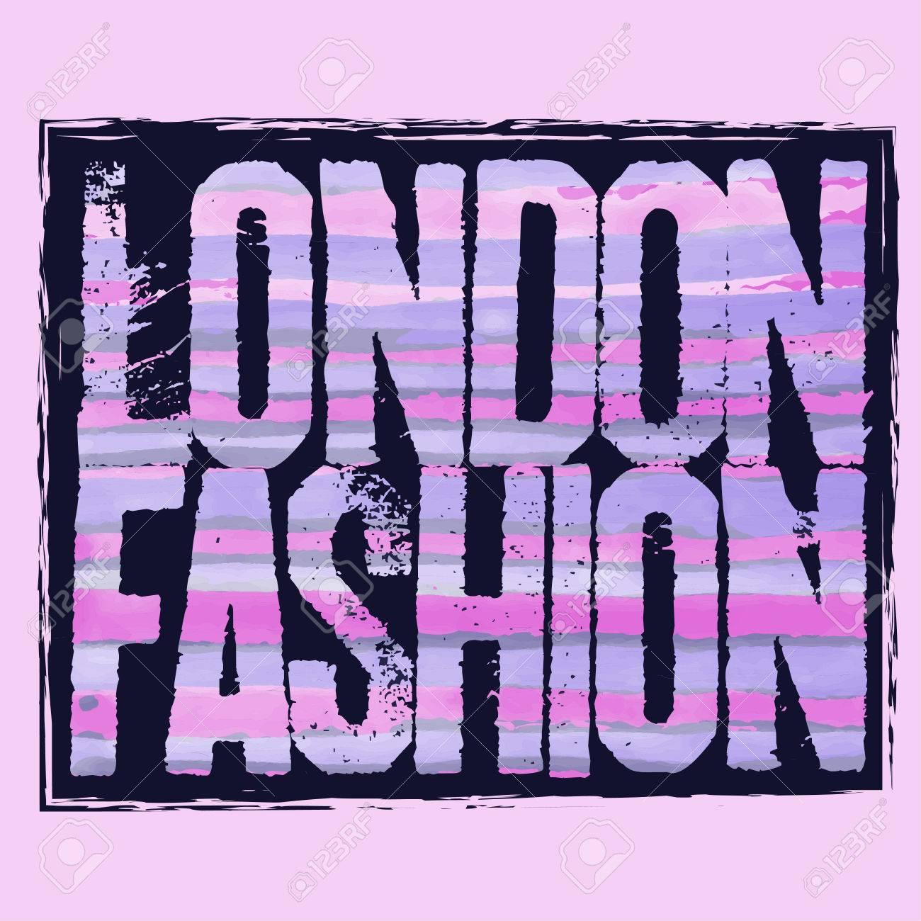 Shirt design london - London City Typography Graphics T Shirt Design The Capital Of England Vector