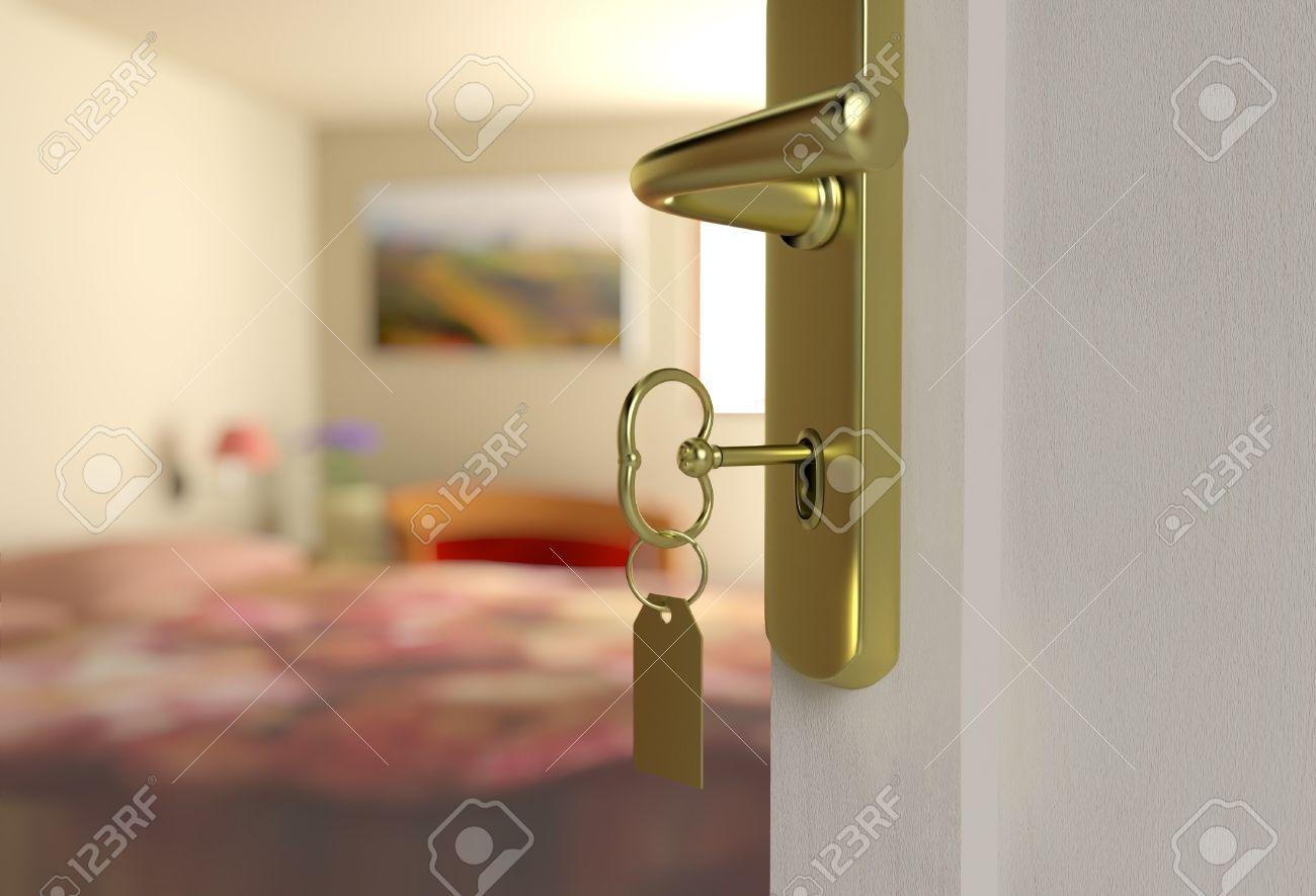Open Locked Bedroom Door 19 How To Open A Door Chain Lock Or Bar Latch From