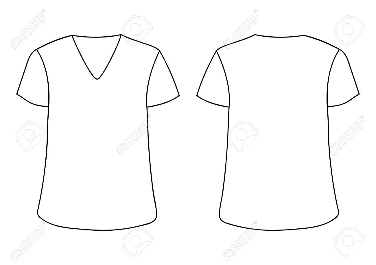 Berühmt Weibliche T Shirt Vorlage Galerie - Beispiel Anschreiben für ...