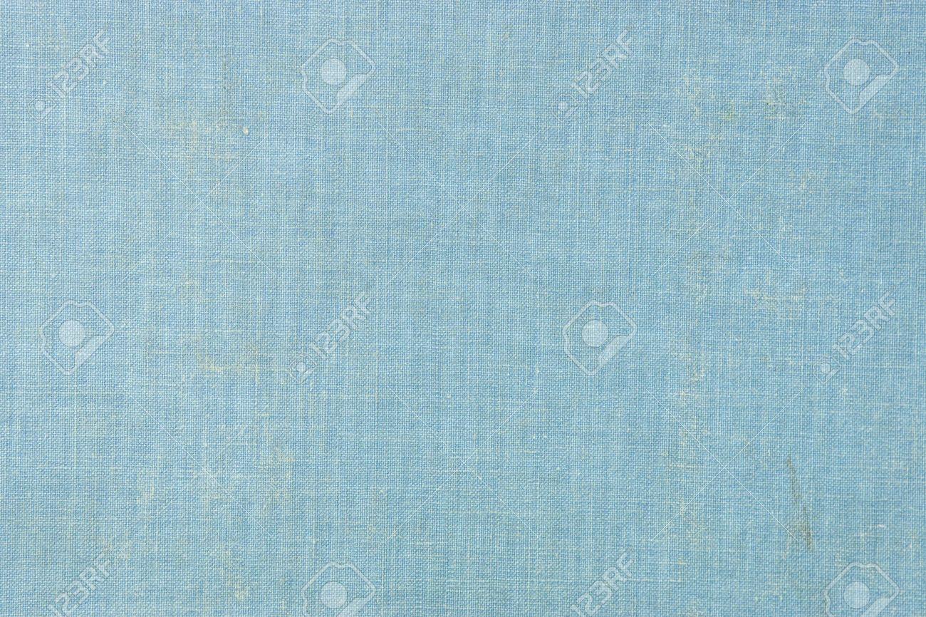 Blue Cloth Book Cover Stock Photo - 5607180