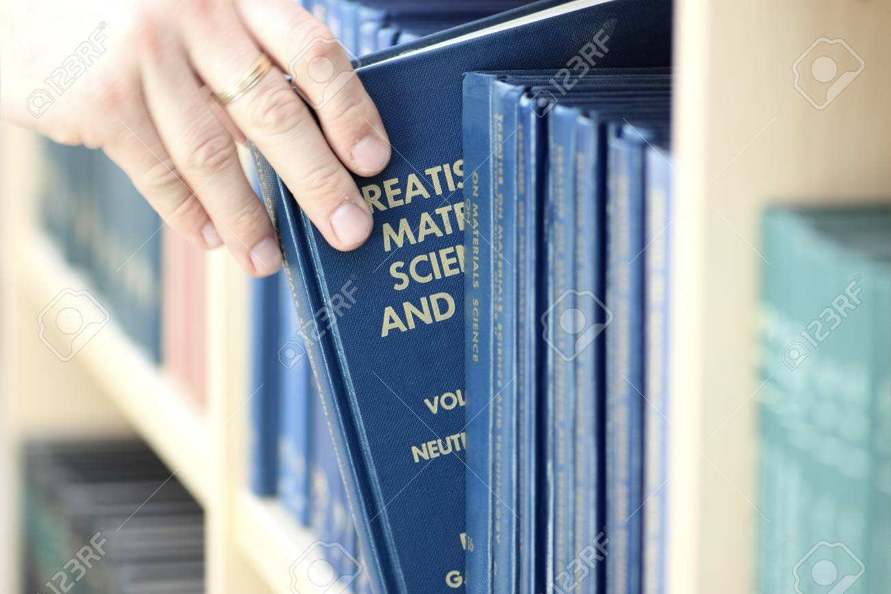books in the library Stock Photo - 9630705