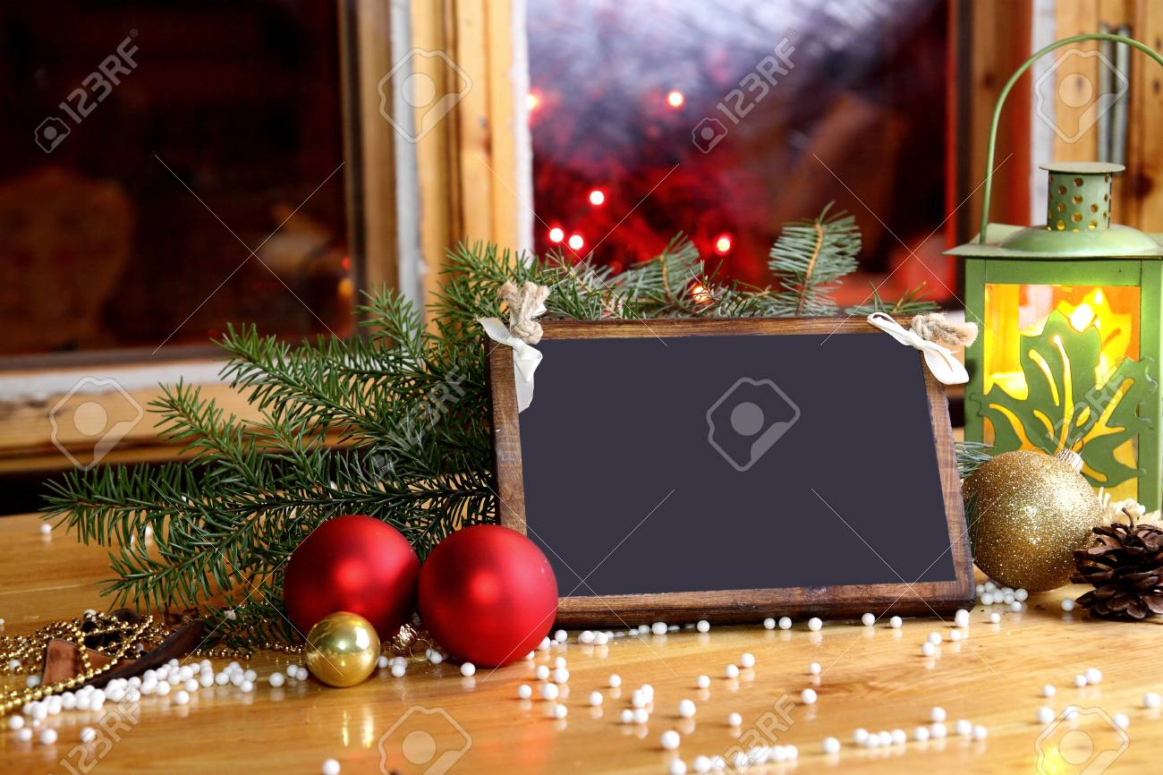 wooden tablet for Your sample text and greetings Stock Photo - 22062233
