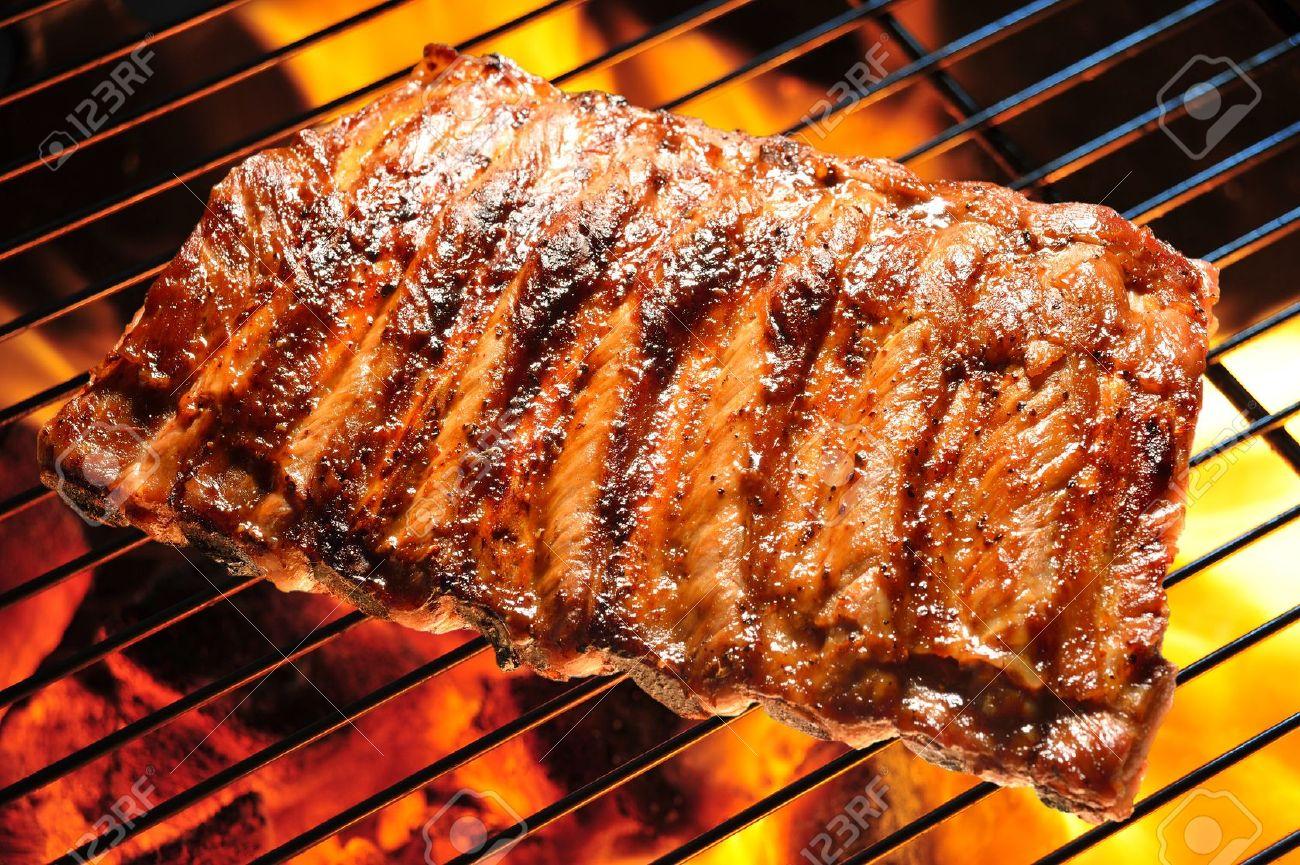 Pork Ribs Stock Photos Images. 26,844 Royalty Free Pork Ribs