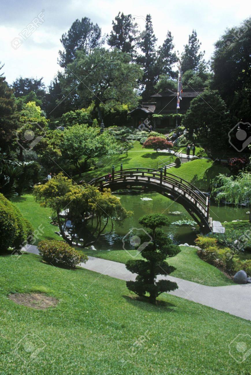 Huntington Library And Gardens Japanese Gardens Pasadena Ca