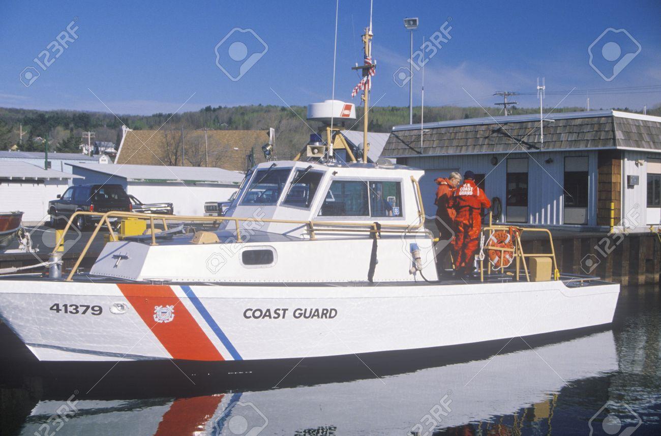 アメリカ合衆国沿岸警備隊ボート...