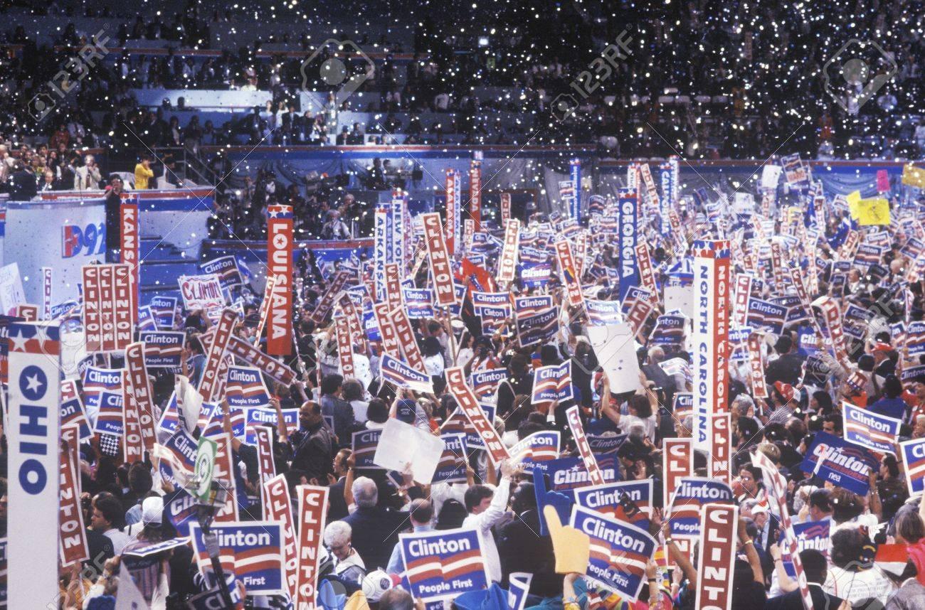 Presidential Celebration At Th...