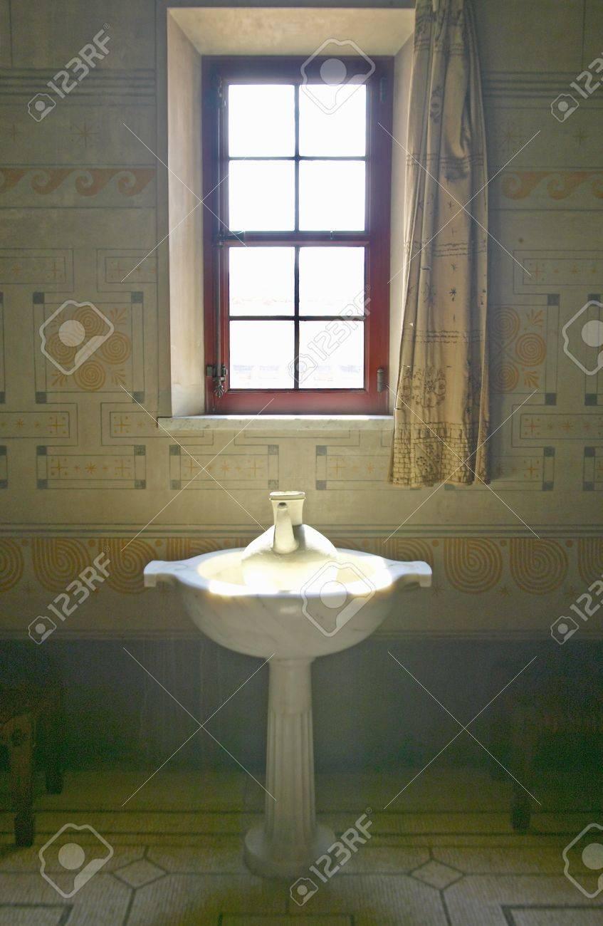 Salle De Bains France ~ salle de bains la villa kerylos situ sur la pointe des fourmis