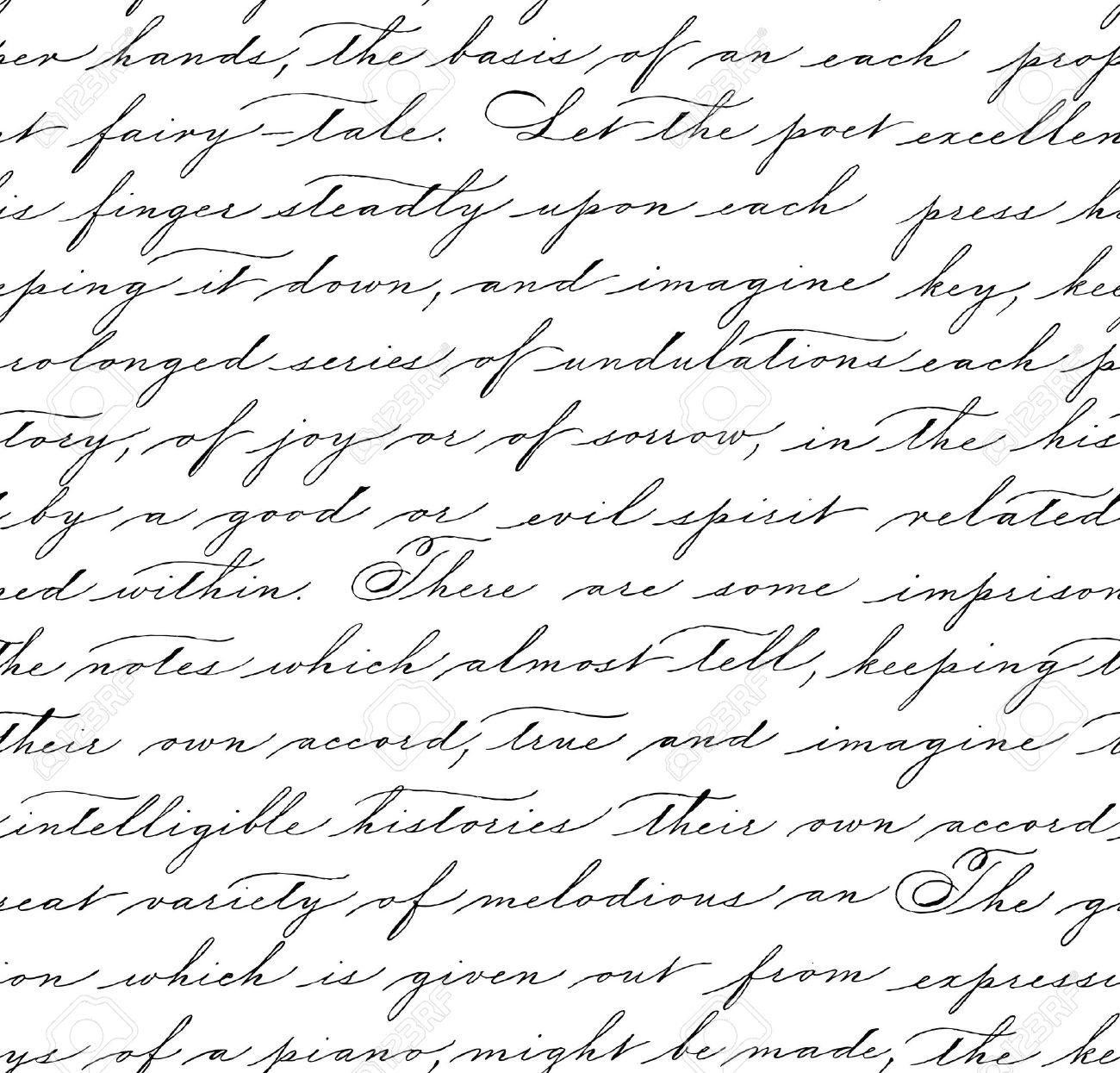 Handwriting Stock Photos Royalty Free Handwriting Images