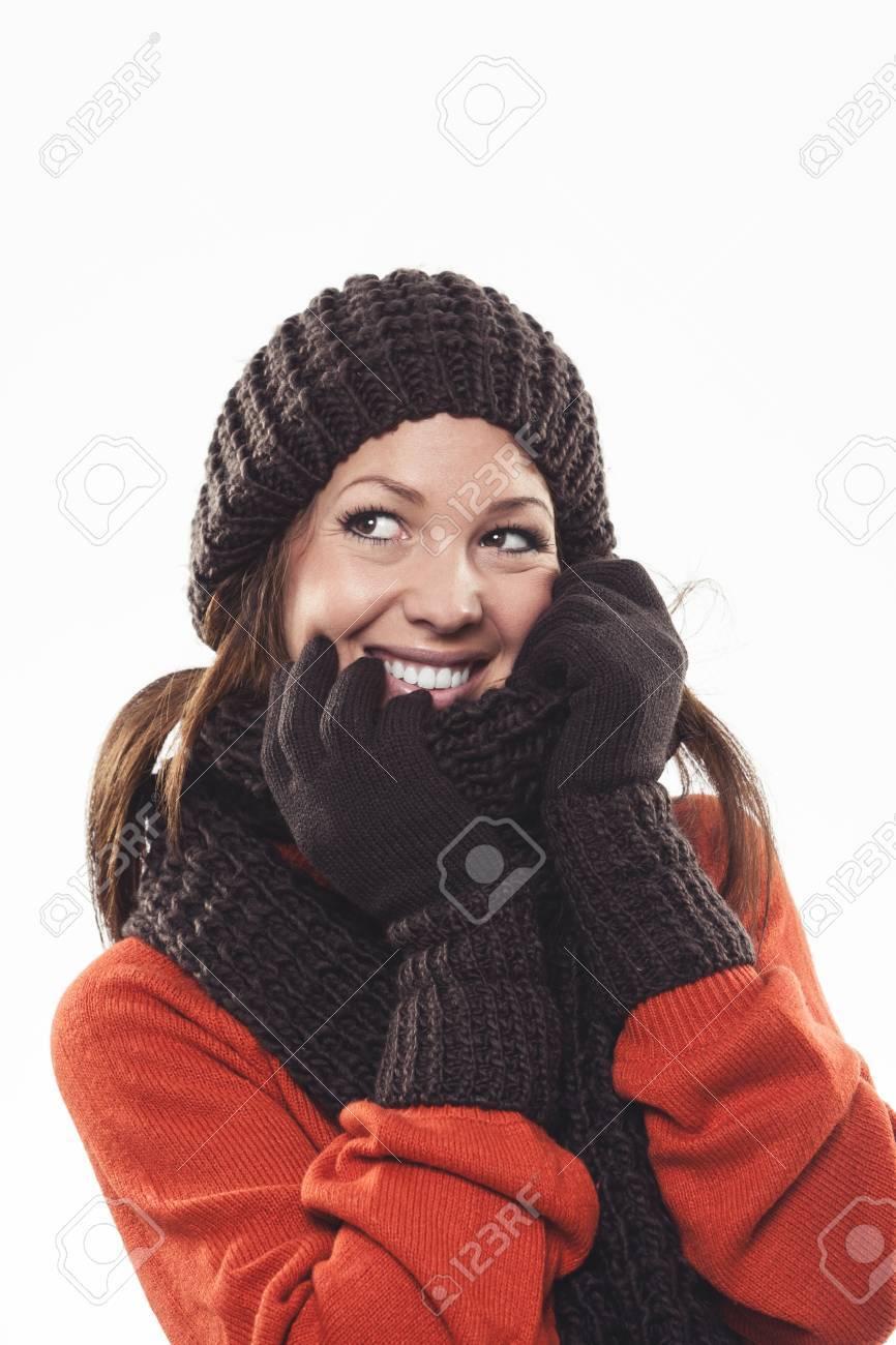 TENDYCOCO Invierno C/álido Bufanda Espesar Gorro de Punto Guantes de Moda Mujeres Hombres Invierno Bufanda Gorro de Punto Guantes Conjunto Azul Marino