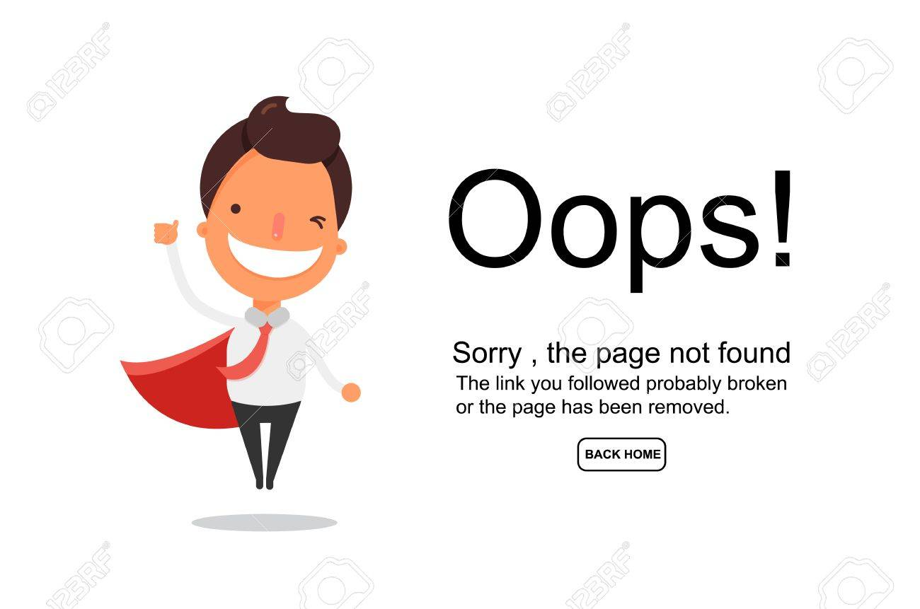 e0dd28ac2c4536 Page Not Found Error 404. Royalty Free Cliparts, Vectors, And Stock ...