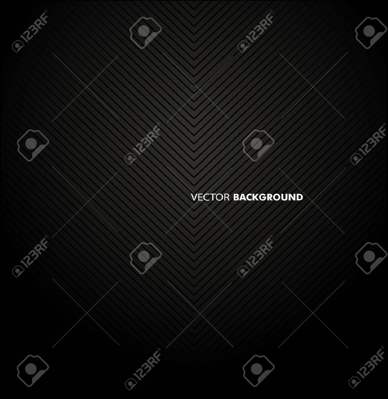 Chrome black background. Stock Vector - 33511273
