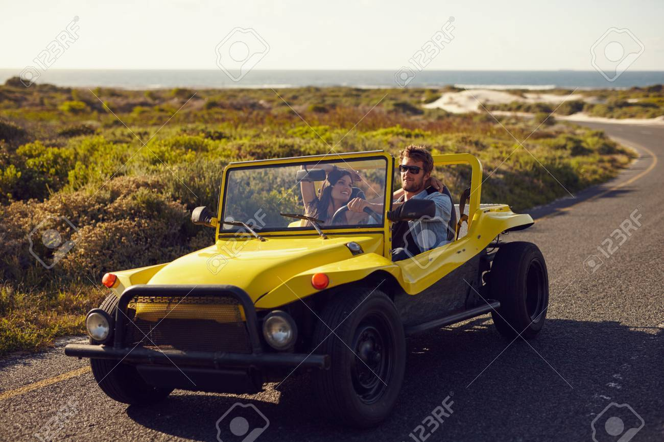 buggy driving