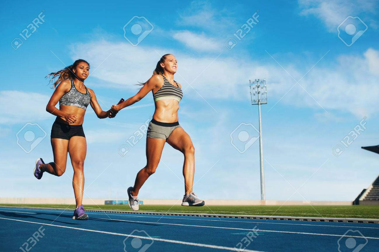 Relay Race Images Stock Pictures Royalty Free Relay Race Photos