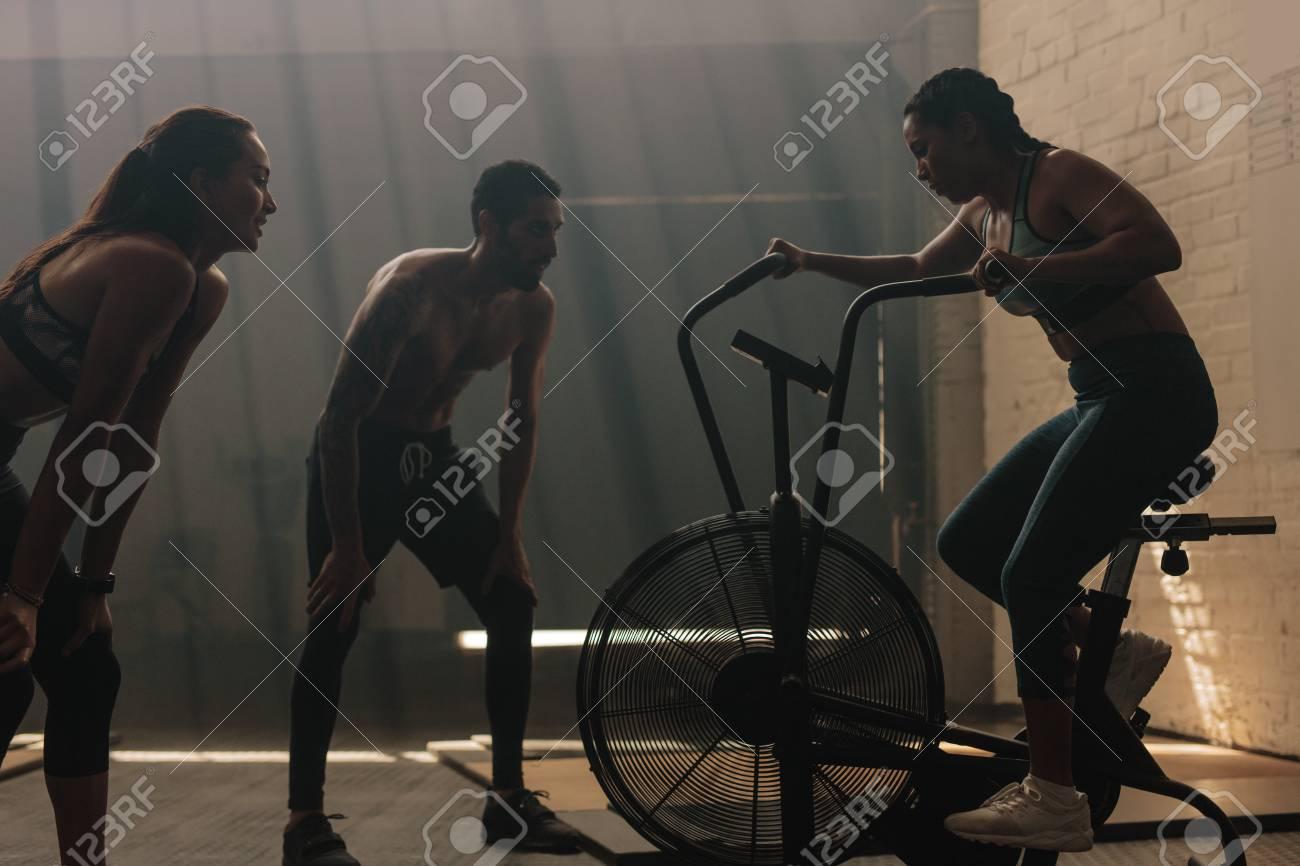 エア バイク