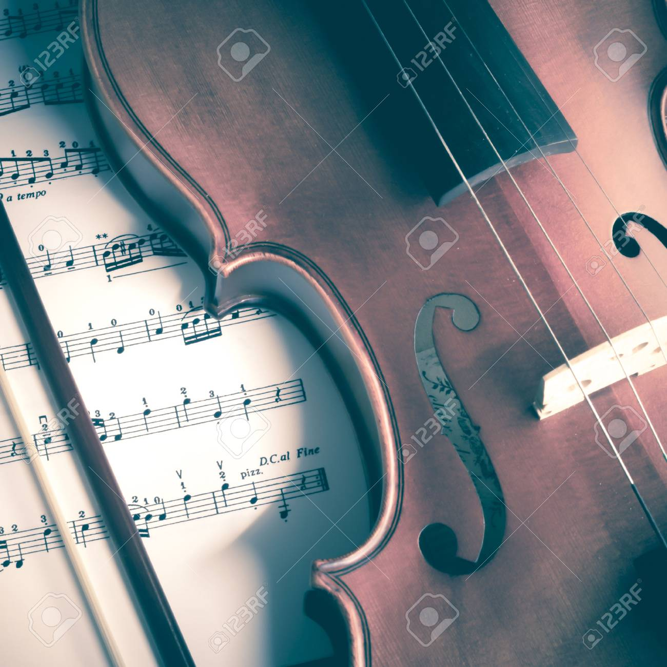 time To Practice Violin\