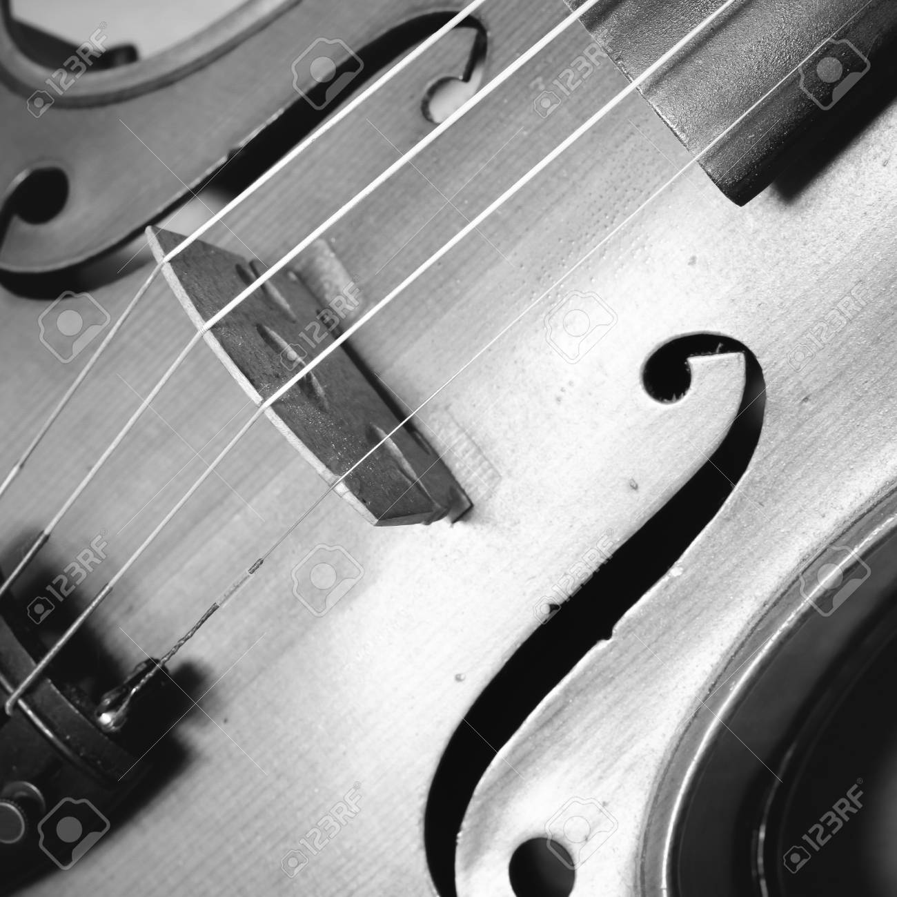 Fantastic Wallpaper Music Tone - 43676352-single-soft-brown-violin-with-brown-wallpaper-black-and-white-color-tone-style  Perfect Image Reference_467382.jpg