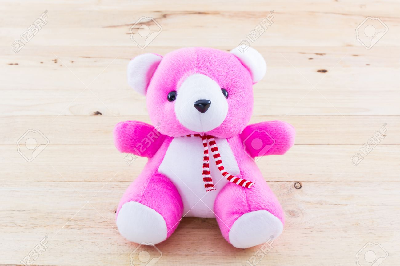 Cuddly teddy bear images - cartoon brick wall background pictures