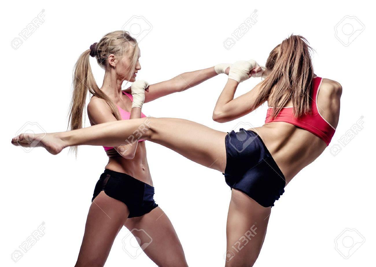 Фото девушки борятся фото 37-163