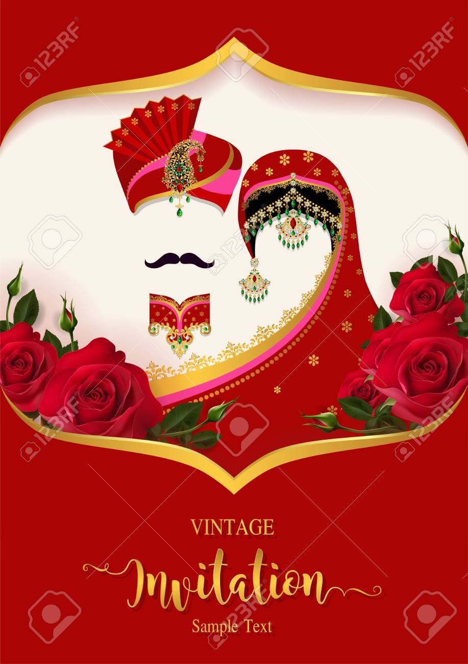 Best Indian Wedding Cards Templates Images Gallery >> 10 Awesome ...