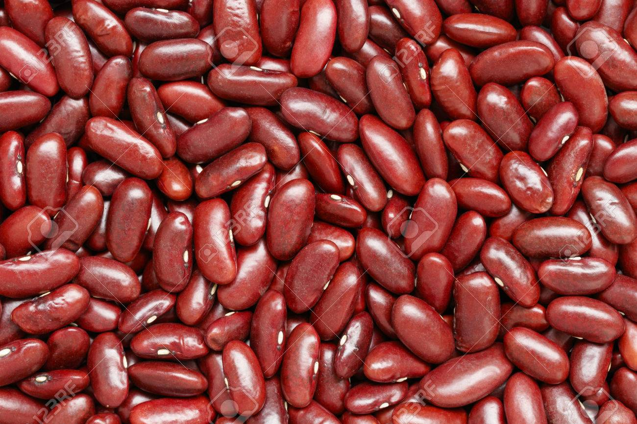Top View Of Dry Red Kidney Beans Background Stock Photo Picture And Royalty Free Image Image 82098016