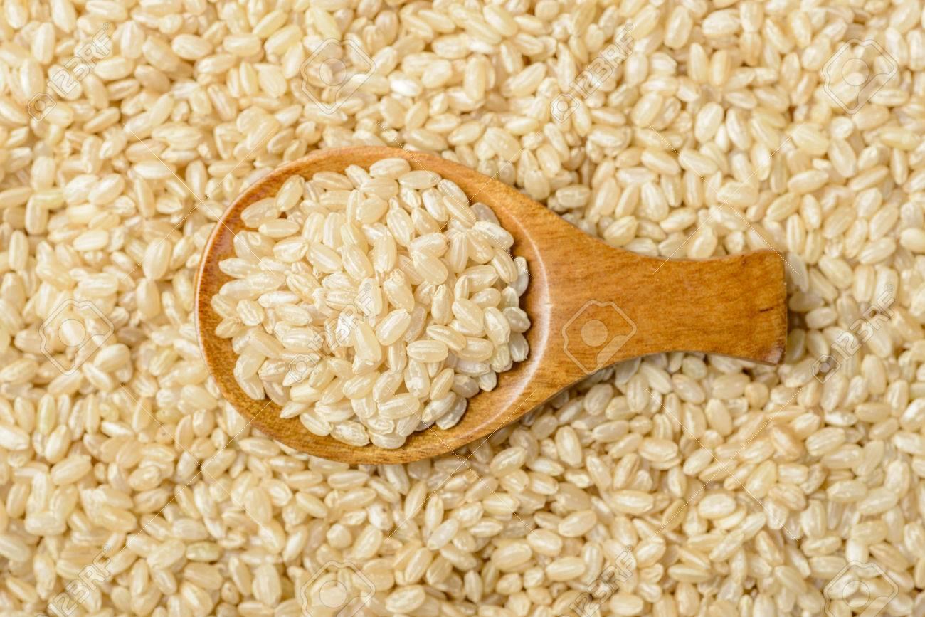 Brown rice - 39881270