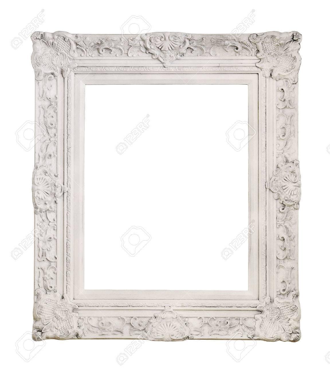 Schön White Antique Picture Frames Ideen - Bilderrahmen Ideen ...