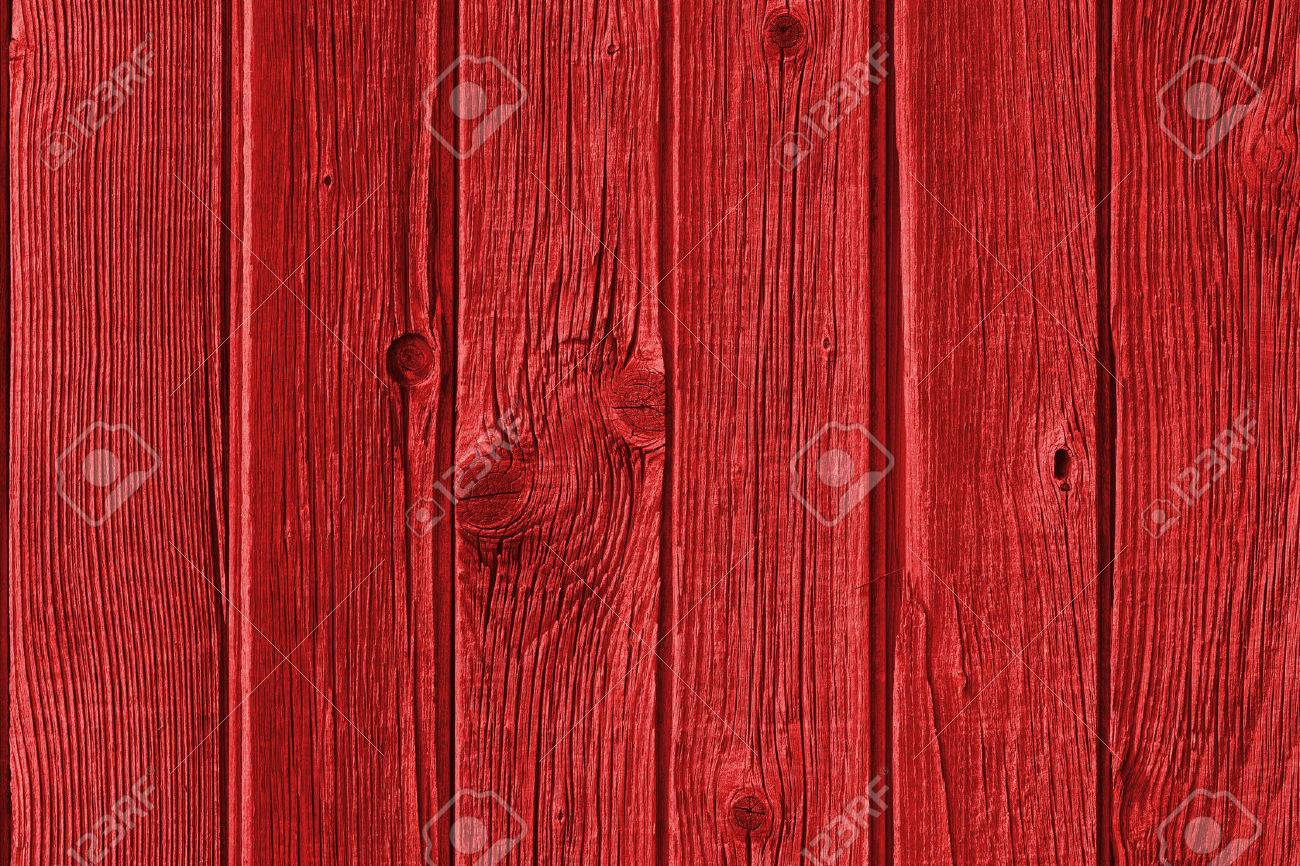 High resolution old red wooden - 28040651
