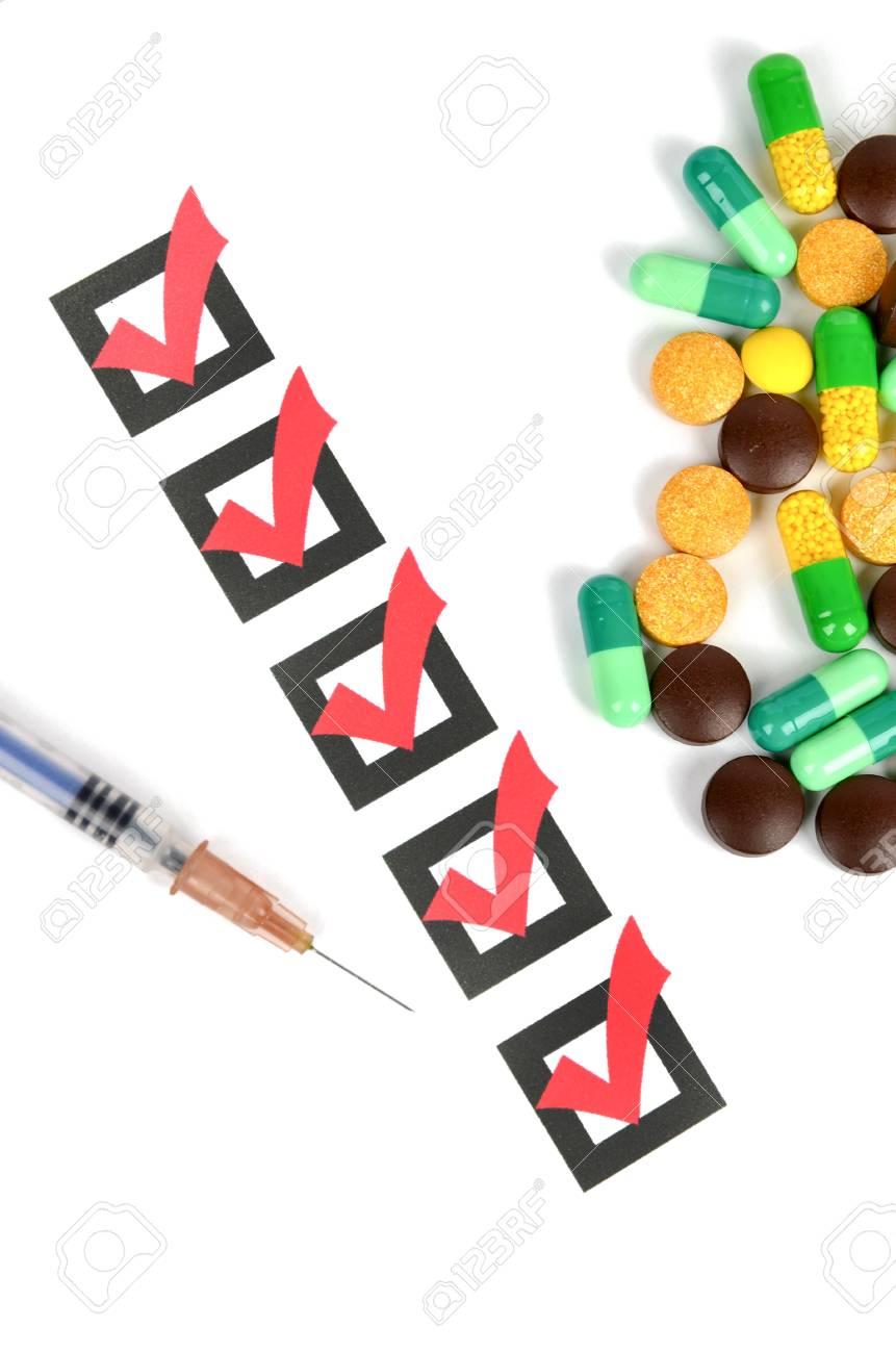 Medicine Stock Photo - 12224704