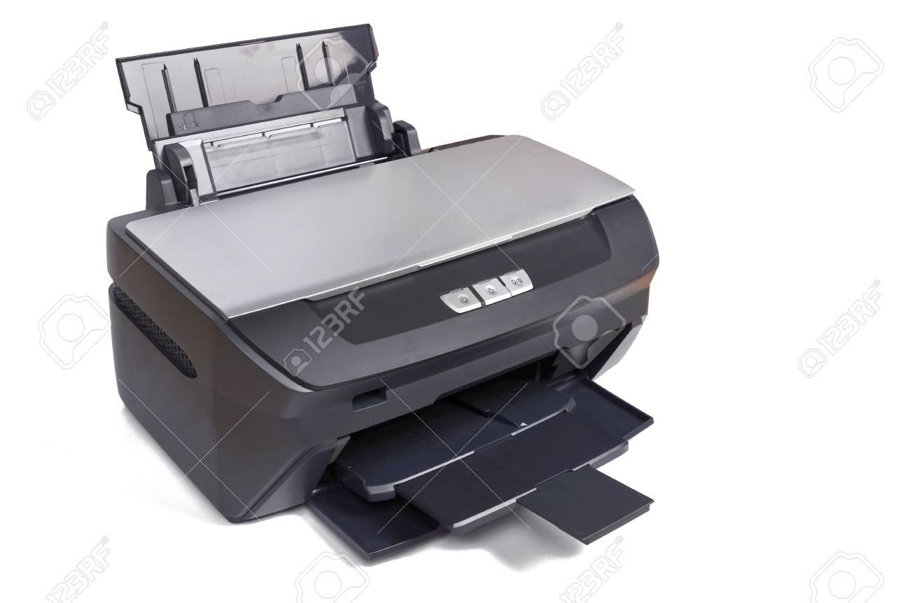 Printer Stock Photo - 12453964