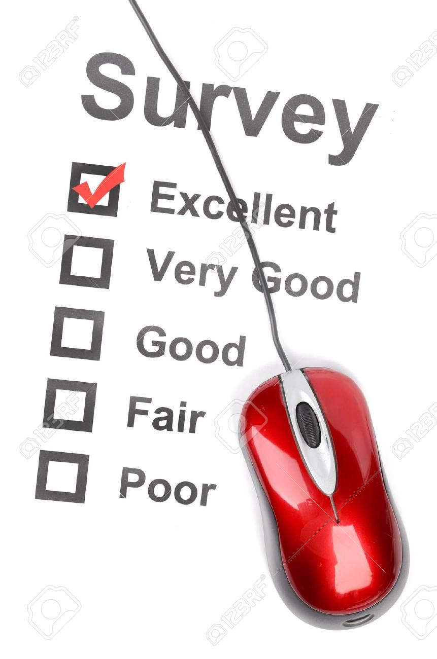 Survey Stock Photo - 12530541