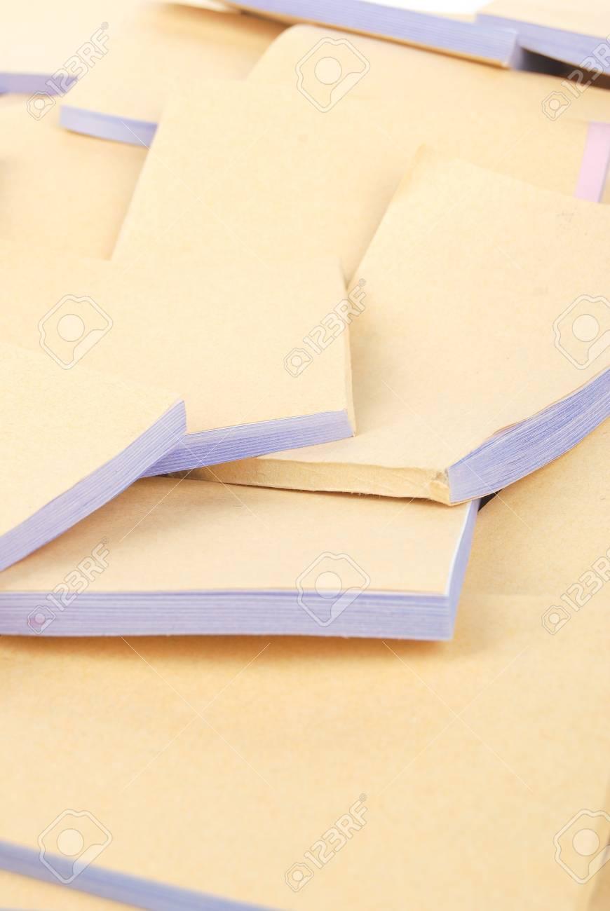 Documents Stock Photo - 13138916