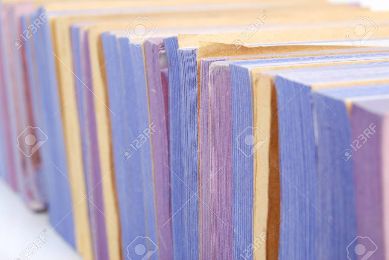 Documents Stock Photo - 13138922