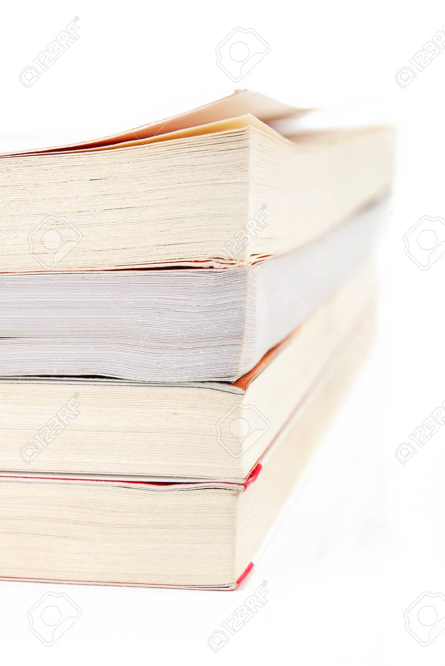 Stack of books Stock Photo - 13561038