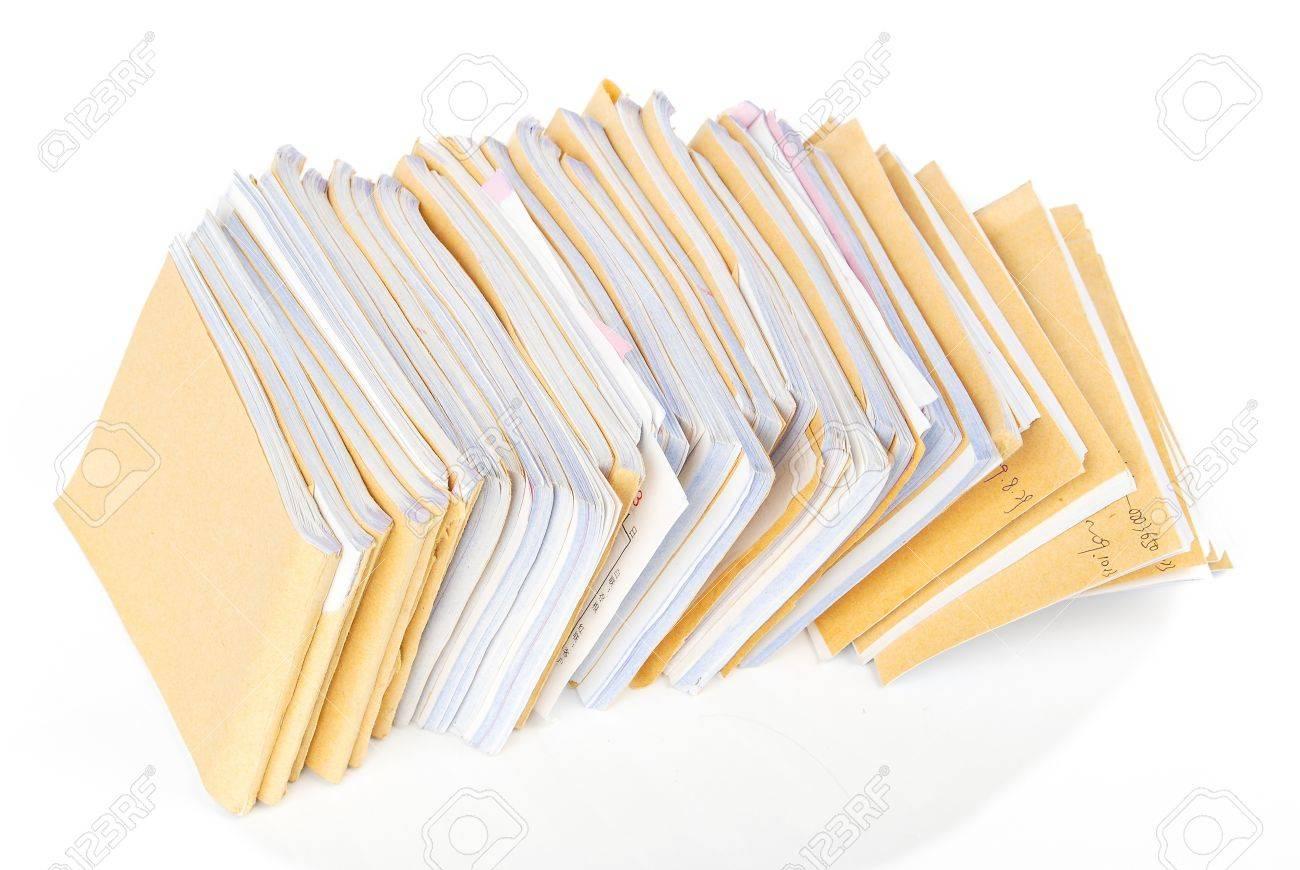 Document Stock Photo - 13997626
