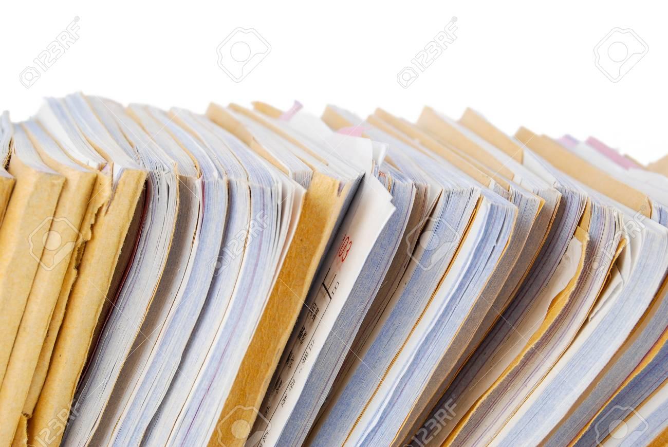 Document Stock Photo - 13997661