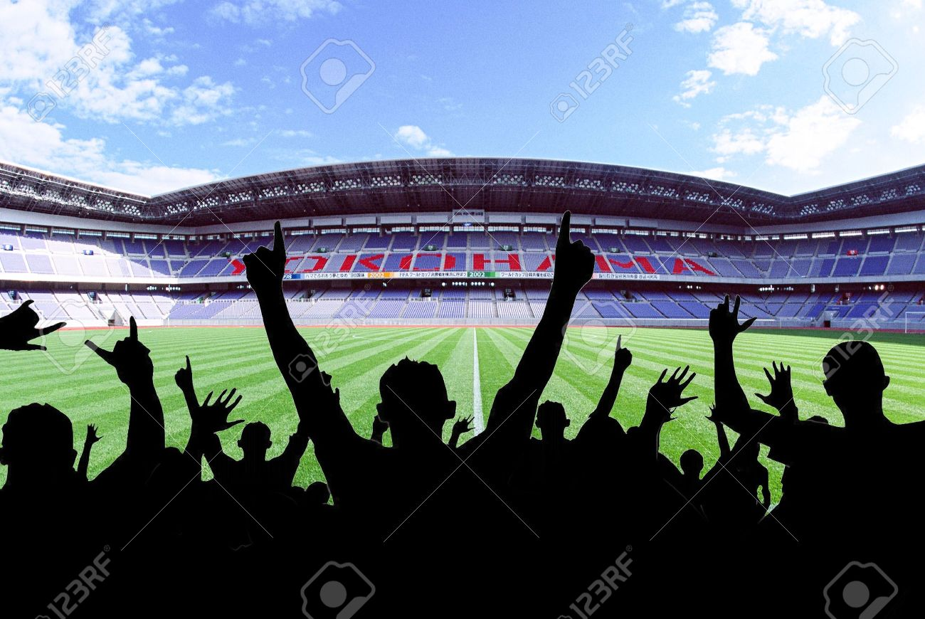 Football Fans Stock Photo Picture And Royalty Free Image Image