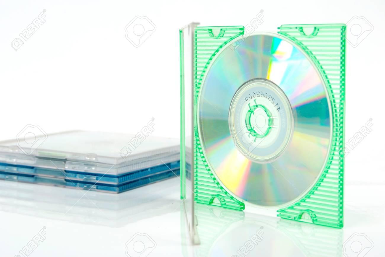 DVD Stock Photo - 14336550