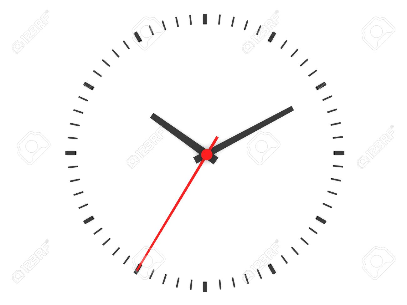 Clock Stock Photo - 17782943