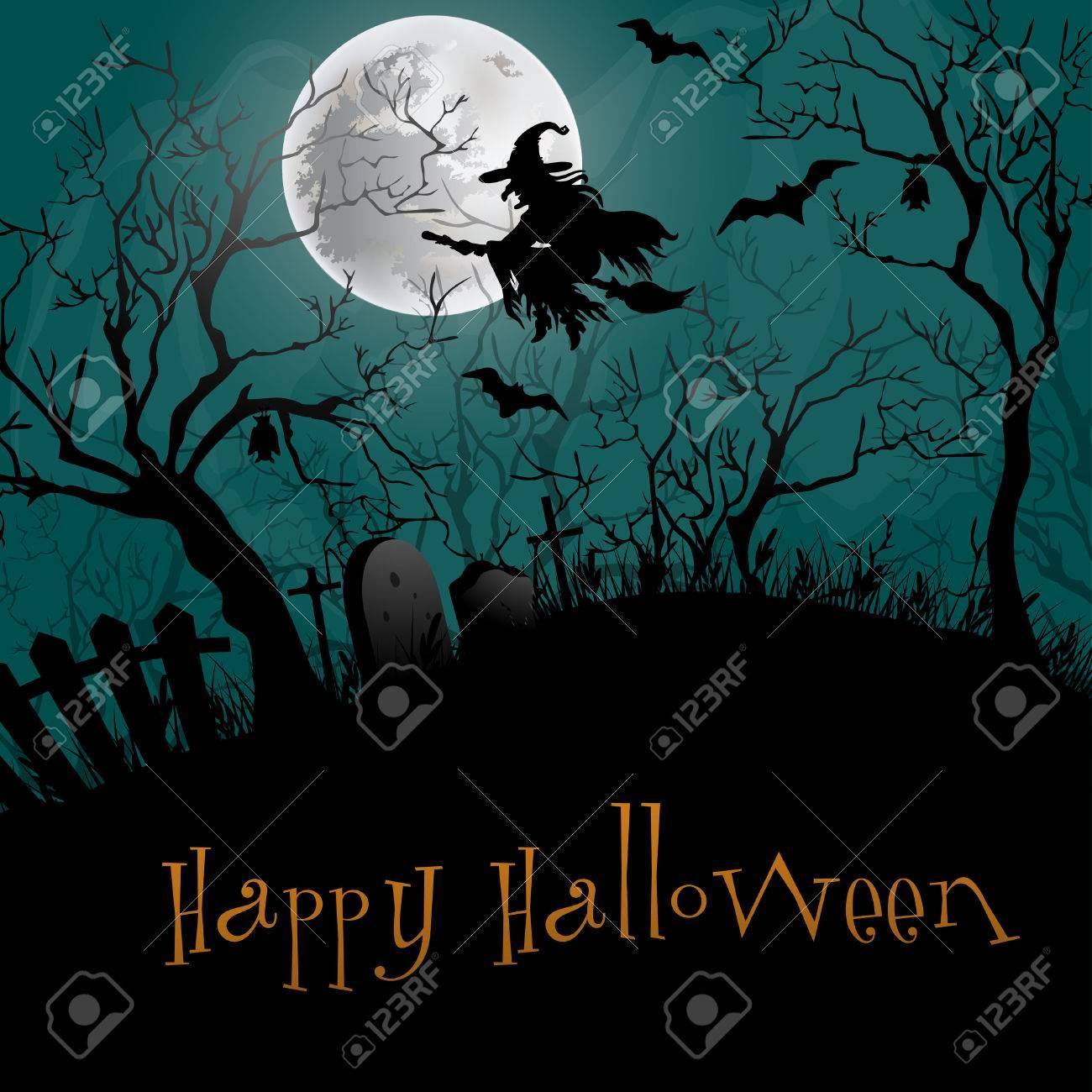 Happy Halloween Background. - 31360147