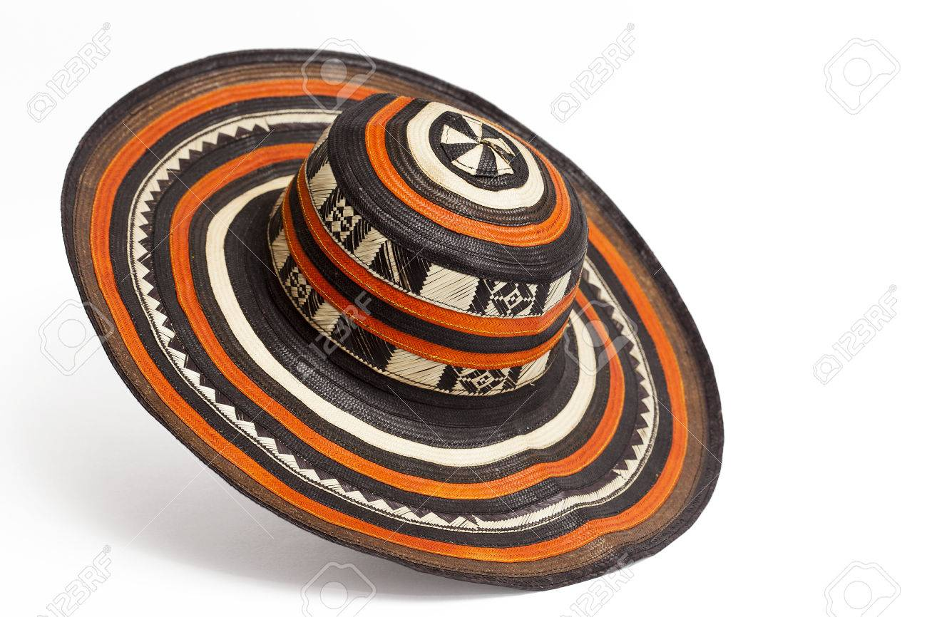 Stock Photo - Traditional hat from Colombia