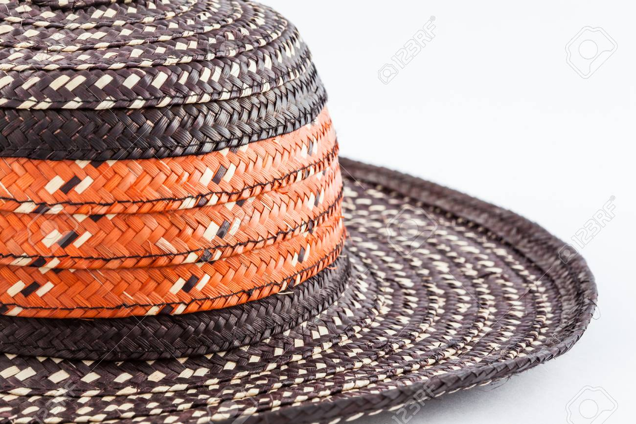 Stock Photo - Traditional hat from Colombia  Sombrero vueltiao 49a761fe5f01