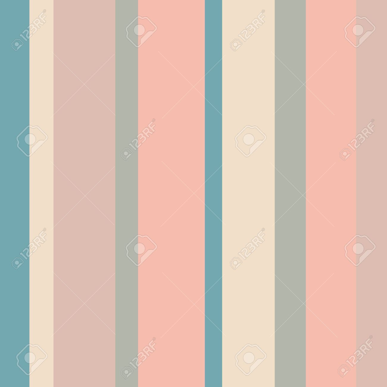 Pastel background in paper with stripes. Vector illustration - 20177188