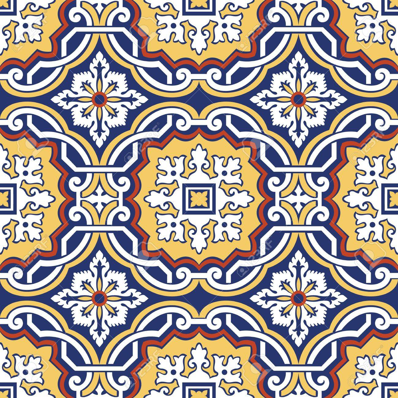 Background vintage flower  Seamless floral pattern  Abstract wallpaper  Texture royal Fabric illustration Stock Vector - 20666634