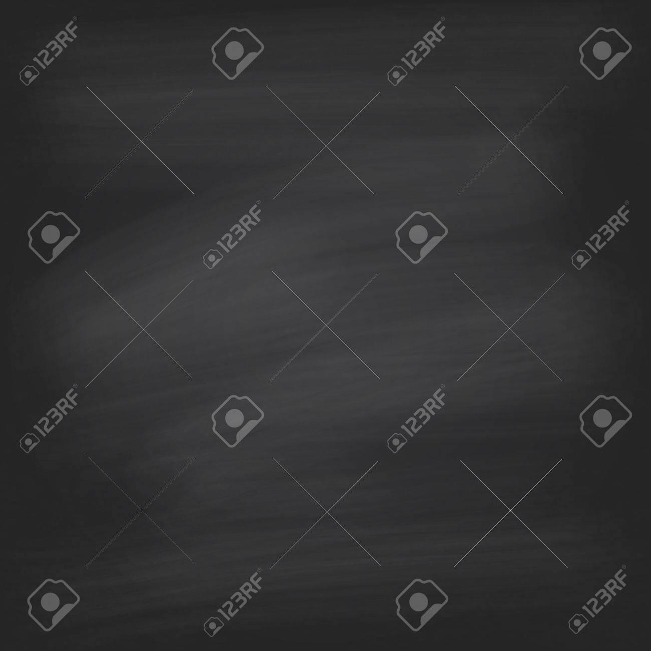 Black chalkboard background. Vector illustration. School board background - 29382173