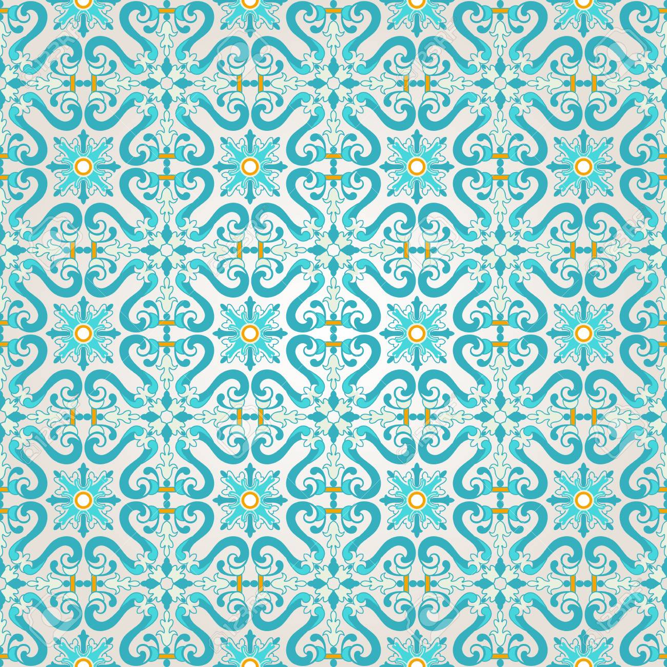 Background vintage flower. Seamless floral pattern. Abstract wallpaper. - 29382182