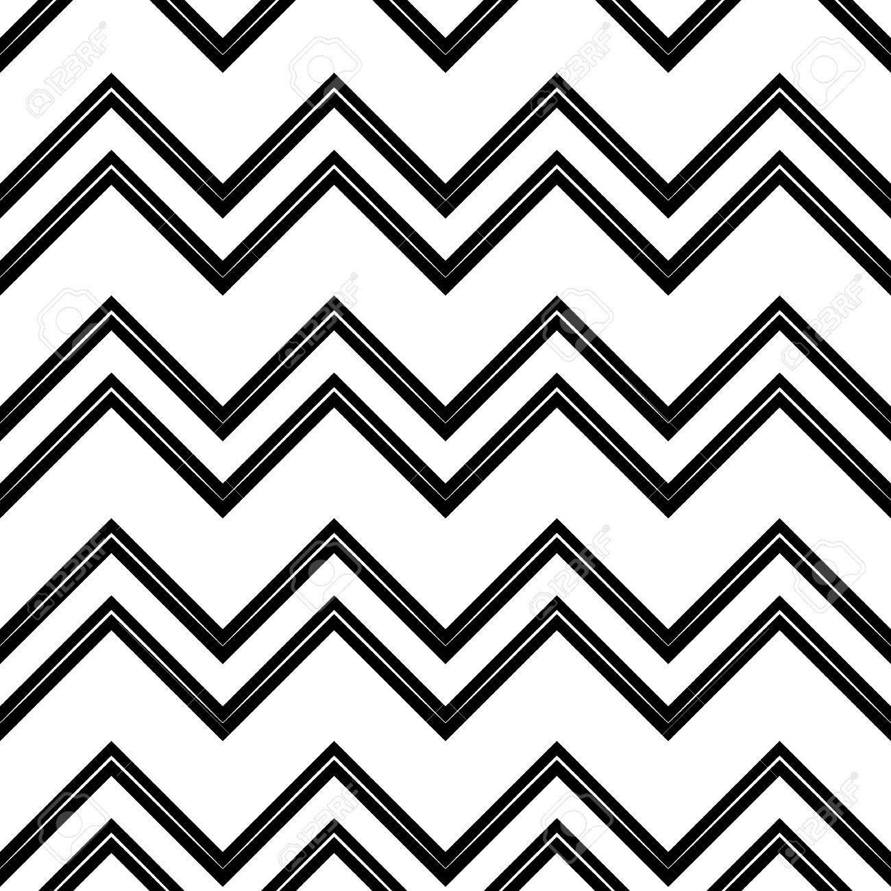 classic chevron pattern back and white royalty free cliparts rh 123rf com Chevron Vector Graphic Chevron Vector Art