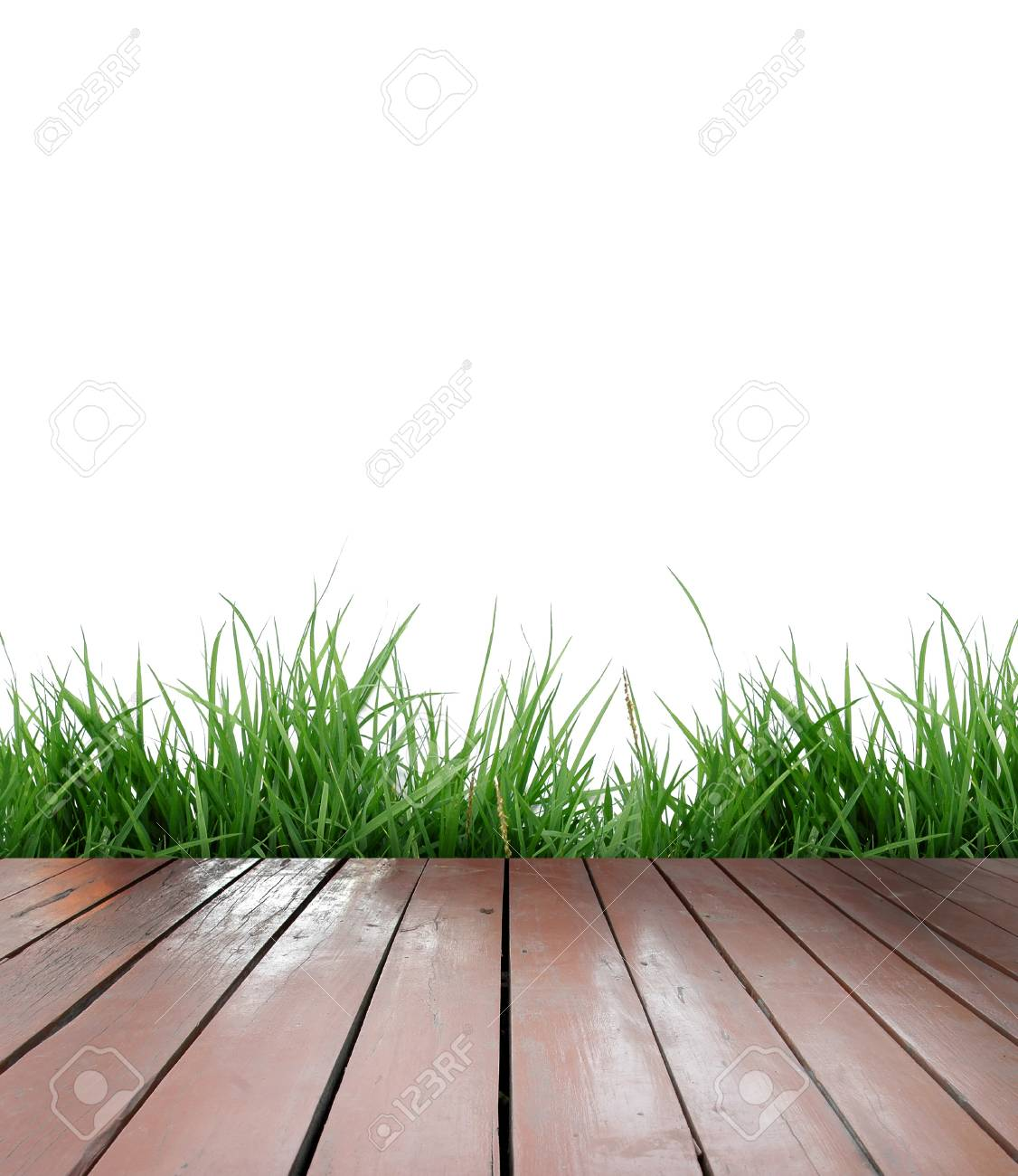 wooden terrace Stock Photo - 8883760