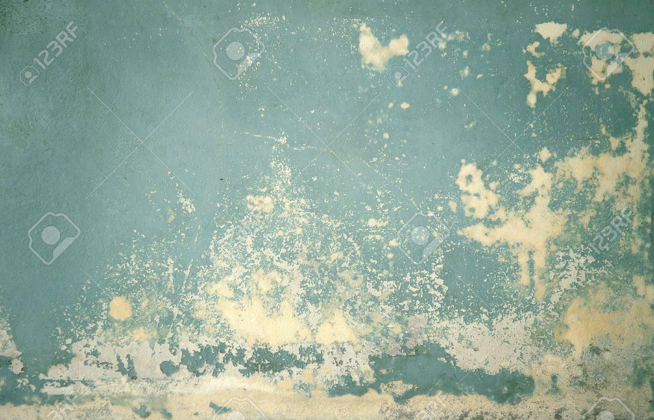 cracked concrete vintage wall background Stock Photo - 9002615